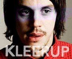 Download Kleerup ringtones free.
