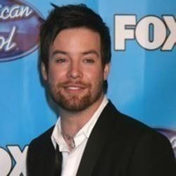 Download David Cook ringtones free.