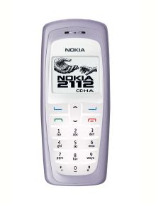 Nokia 2112 ringtones free download.